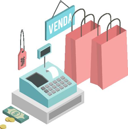 programa para loja de roupas completo