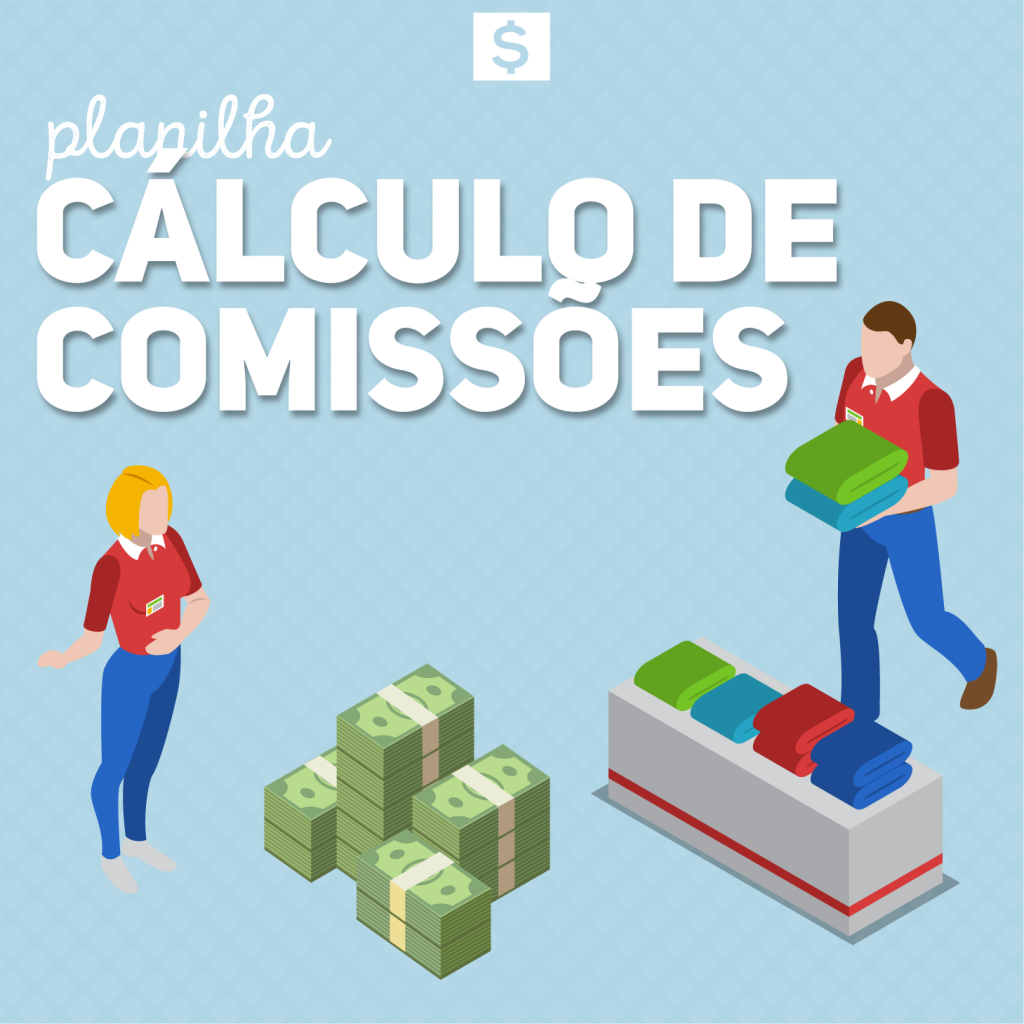Planilha - Cálculo de Comissões