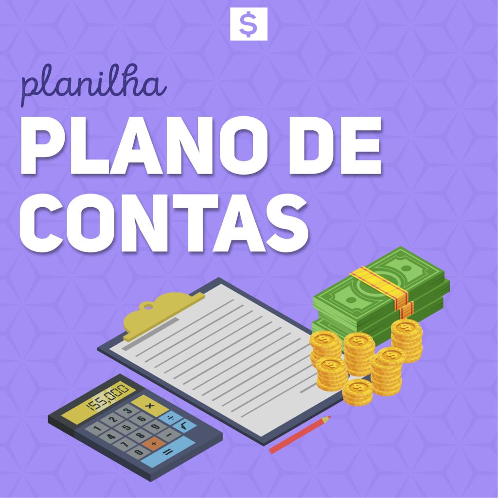 Planilha de Plano de Contas